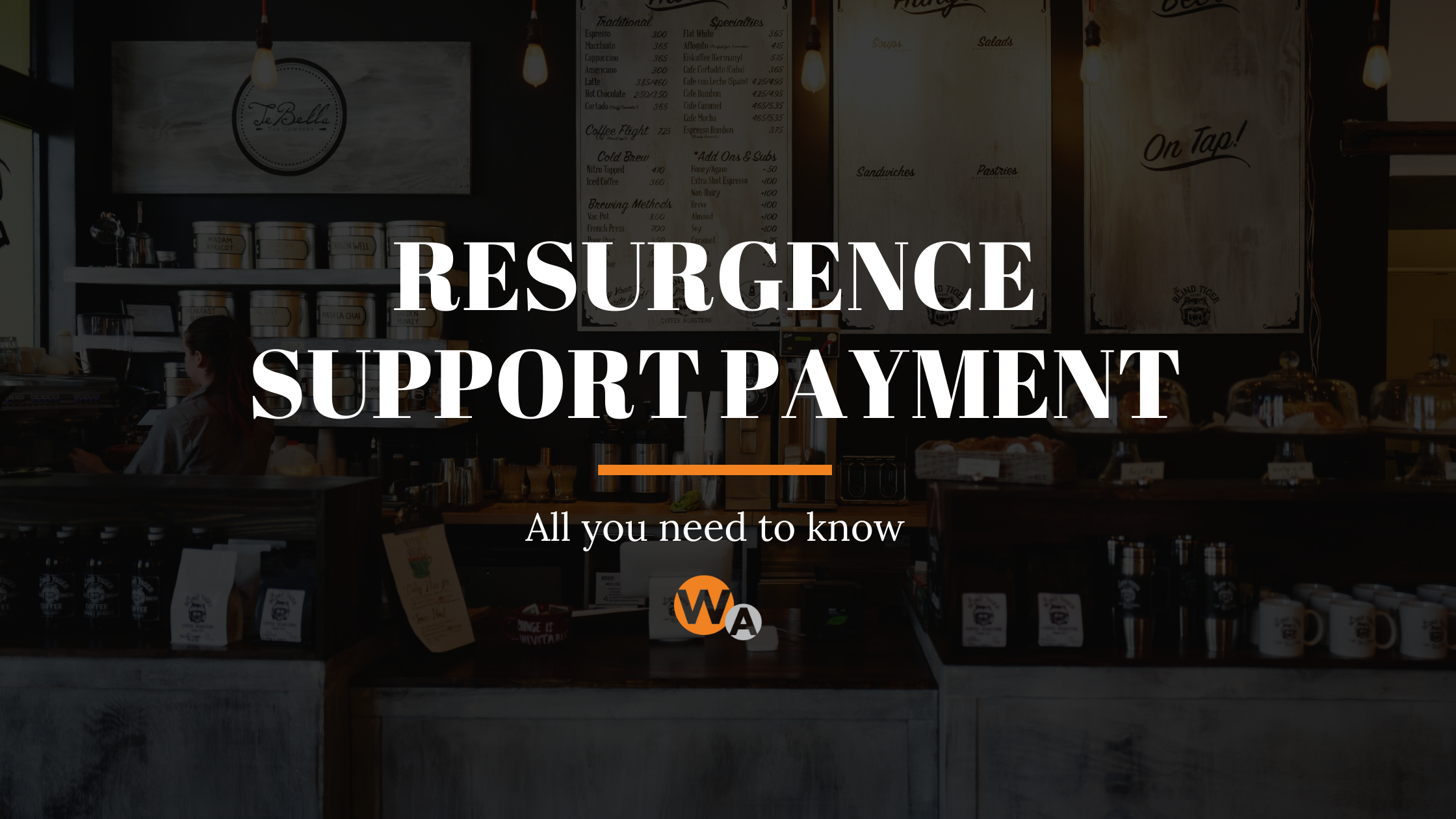 Resurgence Support Payment