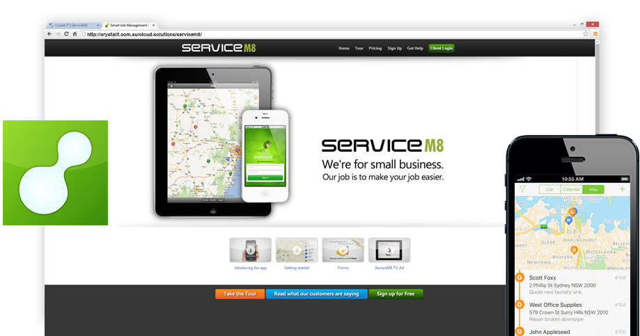 ServiceM8-Screenshot